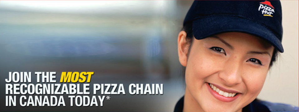 Most Recognizable Pizza Chain in Canada today